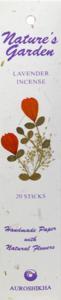 AUROSHIKHA - NATURE'S GARDEN - LAVANDE