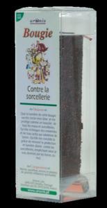 BOUGIE PLANTES GM - CONTRE LA SORCELLERIE