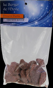 ENCENS RARE : GRANITE ROUGE - SACHET DE 50 GRAMMES