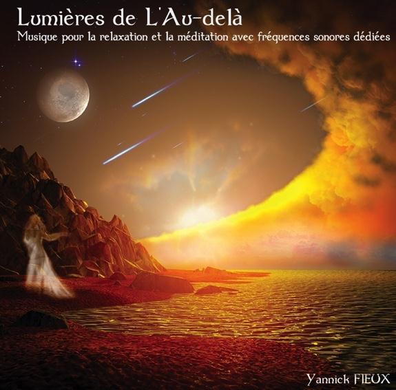 LUMIERES DE L'AU-DELA - CD - AUDIO