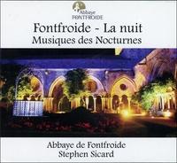 FONTFROIDE - LA NUIT - MUSIQUES DES NOCTURNES - CD - AUDIO
