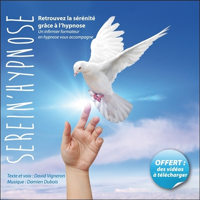SEREIN'HYPNOSE - RETROUVEZ LA SERENITE GRACE A L'HYPNOSE - CD - AUDIO