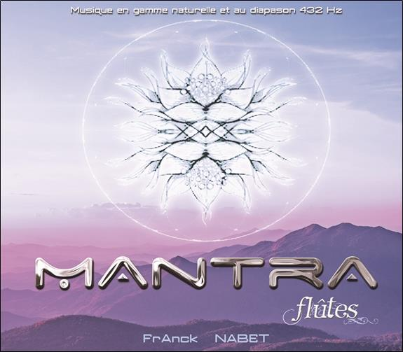 MANTRA - FLUTES - CD - AUDIO