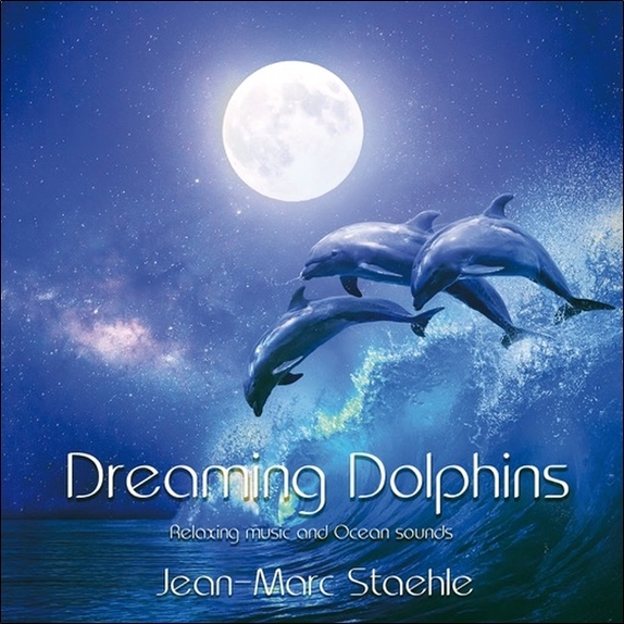 DREAMING DOLPHINS - CD - AUDIO