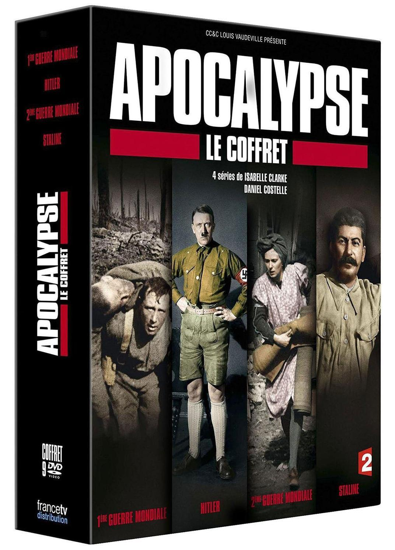 APOCALYPSE - EDITION LIMITEE - 8 DVD
