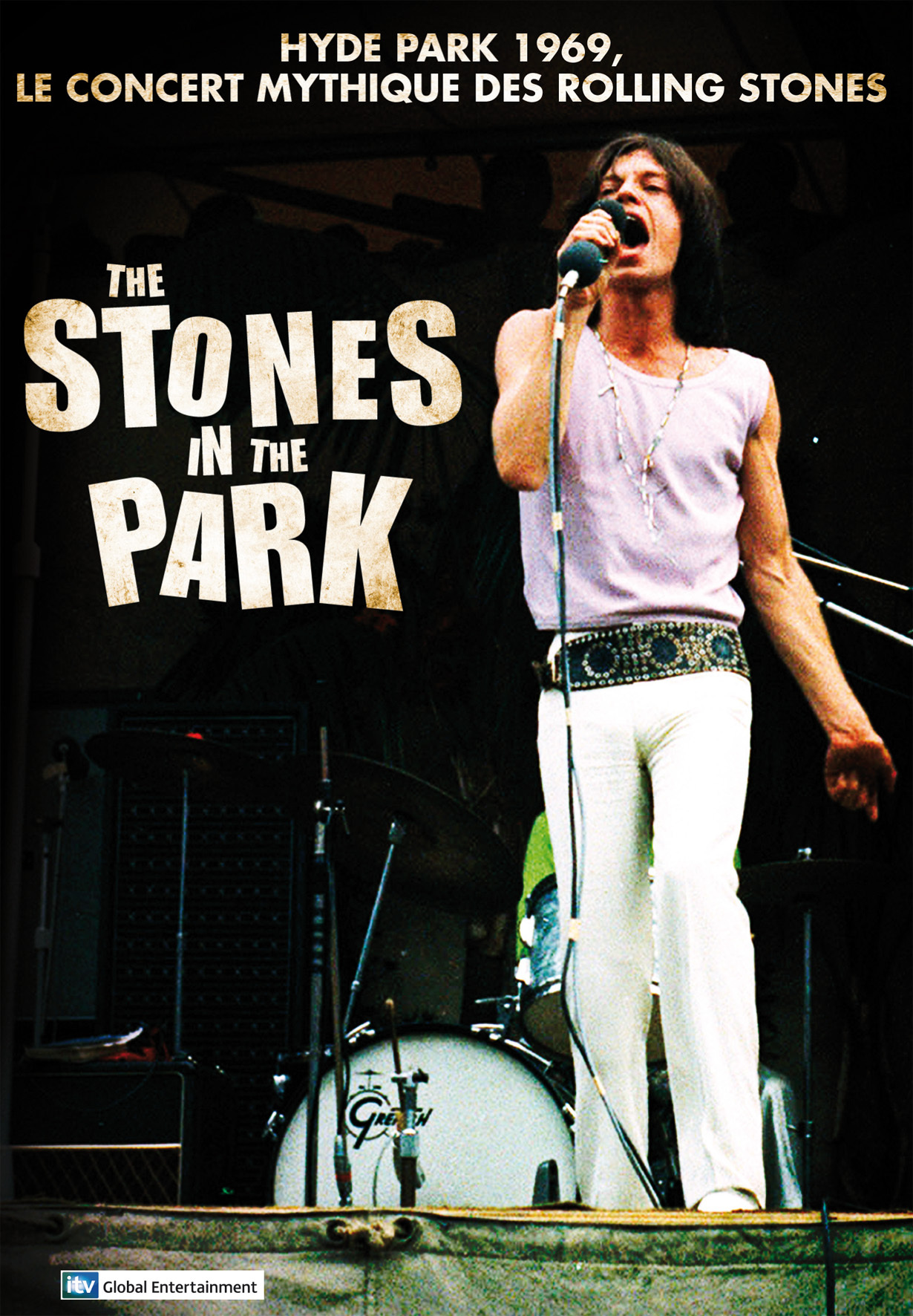 STONES IN THE PARK - DVD