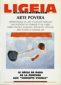 LIGEIA N 25 ARTE POVERA