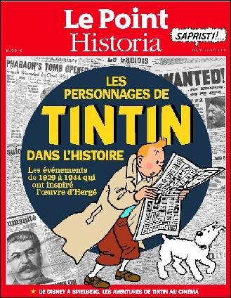 LE POINT/HISTORIA TINTIN VOL 1 - TINT0