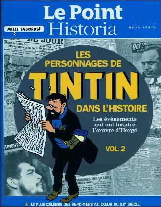 LE POINT/HISTORIA TINTIN VOL 2 - TINT2
