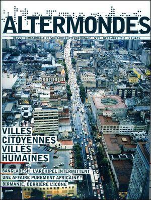 ALTERMONDES. VILLES CITOYENNES - ALTM28