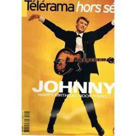 TELERAMA N 115  JOHNNY