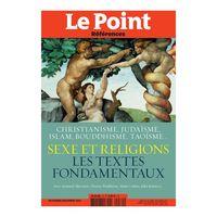 LE POINT REFERENCES N 30 - SEXE ET RELIGIONS