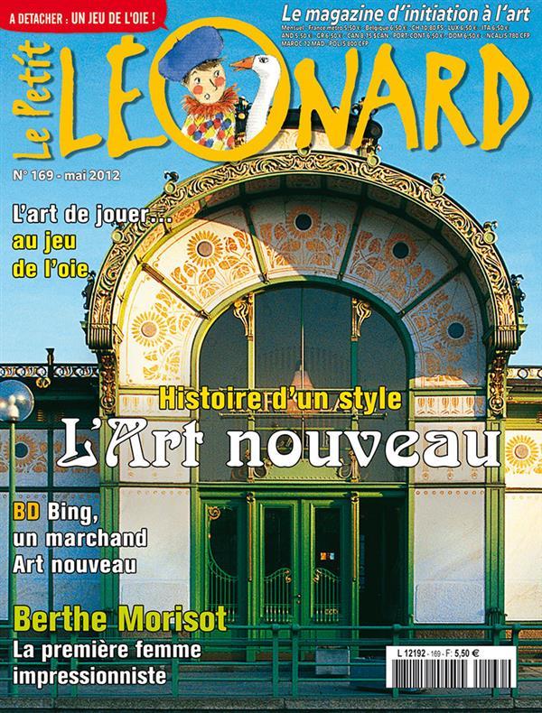 PETIT LEONARD L'ART NOUVEAU - PLEO169