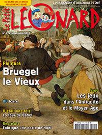 LE PETIT LEONARD N 175 BRUEGEL LE VIEUX - DECEMBRE 2012