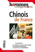 HOMMES & MIGRATIONS N 1254 CHINOIS DE FRANCE