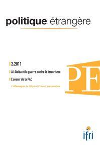 POLITIQUE ETR  2011.  AL-QAIDA - PE112