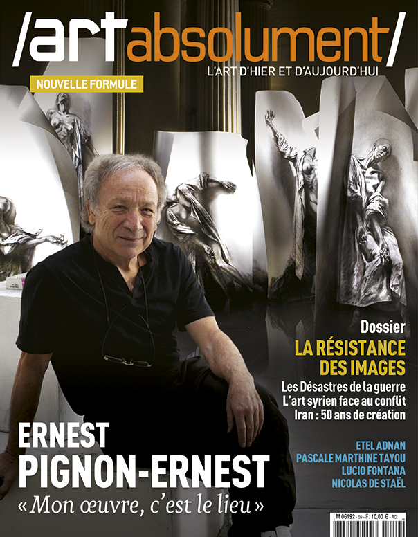 ART ABSOLUMENT E.PIGNON-ERNEST - ARTA59