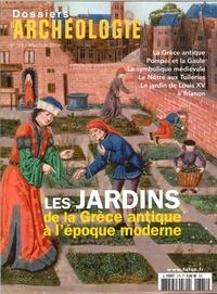 DOSSIERS D'ARCHEOLOGIE N 375 LES JARDINS MAI/JUIN 2016