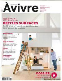 ARCHITECTURES A VIVRE N 91 - PETITES SURFACES