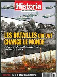 HISTORIA N 31 LES BATAILLES QUI ONT CHANGE LE MONDE  SEPTEMBRE 2016