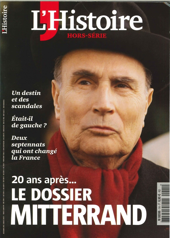 L HISTOIRE HS N 1 LE DOSSIER MITTERRAND 2016