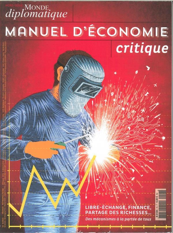Manuel d economie critique - monde diplomatique n  7