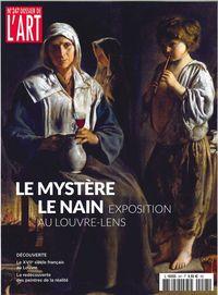 DOSSIER DE L'ART N 247 LES FRERES LE NAIN MARS 2017