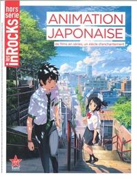LES INROCKS HS N 100  ANIMATION JAPONAISE JUIN 2017