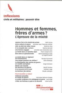 INFLEXIONS N 17 HOMMES ET FEMMES, FRERES D'ARMES ' MAI 2011