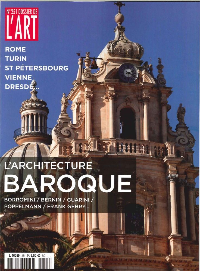 DOSSIER DE L'ART N 251 L'ARCHITECTURE BAROQUE JUILLET/AOUT 2017