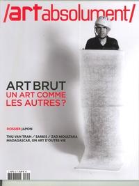 ART ABSOLUMENT N 85  ART BRUT - SEPTEMBRE/OCTOBRE 2018