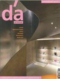 D'ARCHITECTURES N 272 INTERIEURS - JUIN 2019