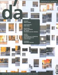 D'ARCHITECTURES N 274 - SEPTEMBRE  2019