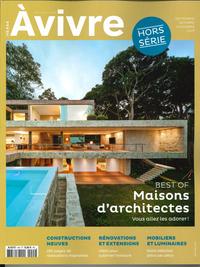 ARCHITECTURES A VIVRE HS N 44 BEST OF MAISONS D'ARCHITECTES  - SEPTEMBRE/OCTOBRE/NOVEMBRE 2019