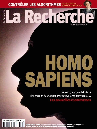 LA RECHERCHE N 556 - FEVRIER 2020