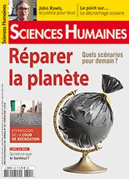 SCIENCES HUMAINES N 322 REPARER LA PLANETE  - JANVIER 2020