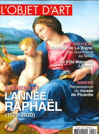 L'OBJET D'ART N  566 - L'ART NOUVEAU A L'HONNEUR - AVRIL 2020