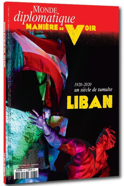 Maniere de voir n 174 - liban : un siecle de tumulte - decembre/janvier 2020-2021