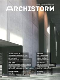 ARCHISTORM N 103 - JUILLET/AOUT 2020