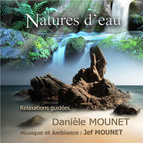 NATURES D'EAU - RELAXATIONS GUIDEES - CD - AUDIO