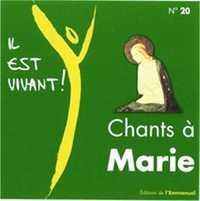 CD IL EST VIVANT ! CHANTS A MARIE - CD 20