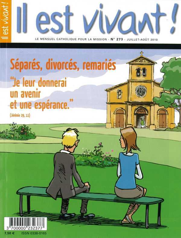 N 273 - SEPARES, DIVORCES, REMARIES - JUILLET/AOUT 2010