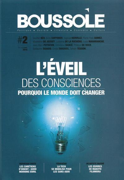 BOUSSOLE #2 L'EVEIL DES CONSCIENCES