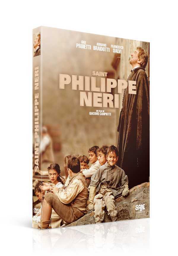 SAINT PHILIPPE NERI - DVD