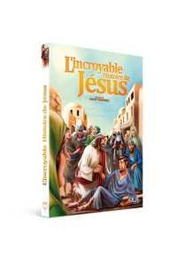 L'INCROYABLE HISTOIRE DE JESUS DVD