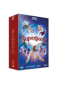 SUPERBOOK COFFRET INTEGRAL SAISON 1 - 4 DVD