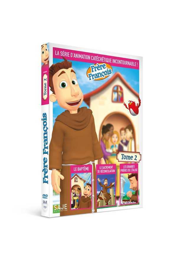 FRERE FRANCOIS TOME 2 - DVD