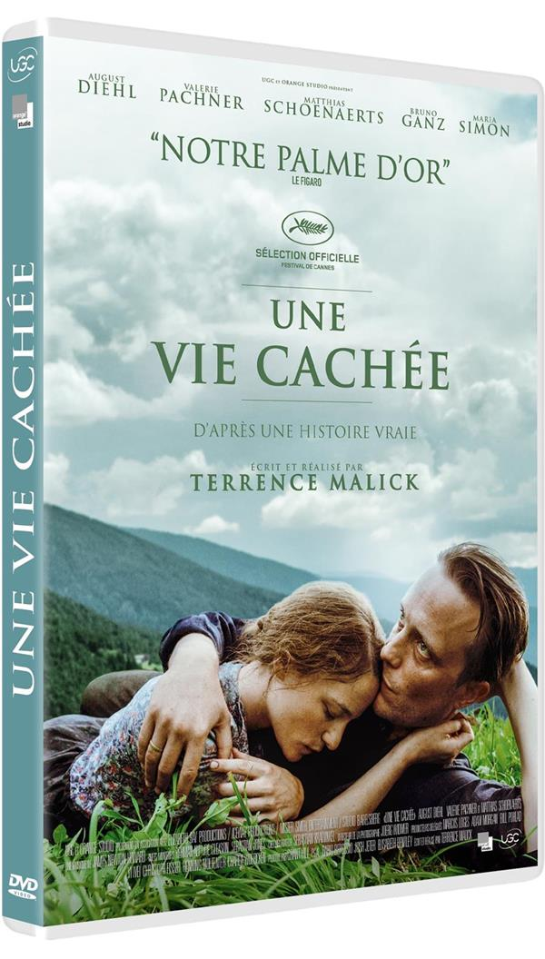 UNE VIE CACHEE - DVD