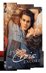 J'Y CROIS ENCORE - DVD