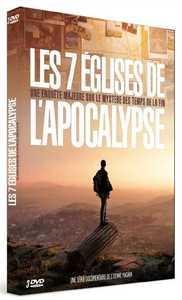 LES 7 EGLISES DE L'APOCALYPSE - COFFRET PRESTIGE 3 DVD - UNE ENQUETE MAJEURE SUR LE MYSTERE DES TEMP